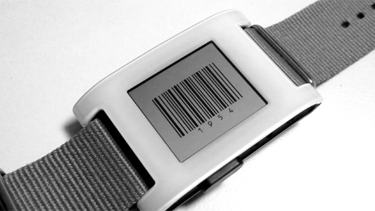 photo of Barcode Watch watchface